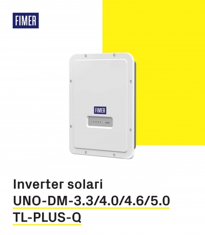Inverter di stringa ABB UNO-DM-3.3/4.0/4.6/5.0-TL-PLUS-Q
