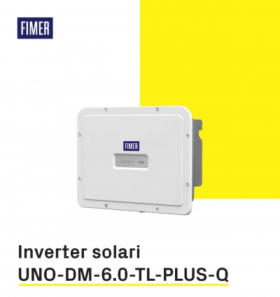 Inverter di stringa ABB UNO-DM 6.0 TL-PLUS-Q da 6 kW