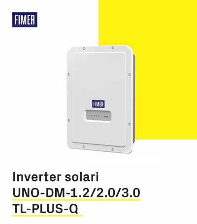 Inverter di stringa ABB UNO-DM-1.2/2.0/3.0-TL-PLUS-Q