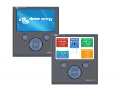 Dispositivo di monitoraggio Victron Energy Color Control GX