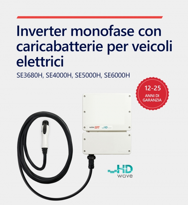 Inverter SolarEdge Monofase