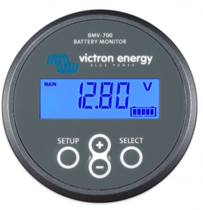 Dispositivo di monitoraggio batterie Victron Energy BMV-700
