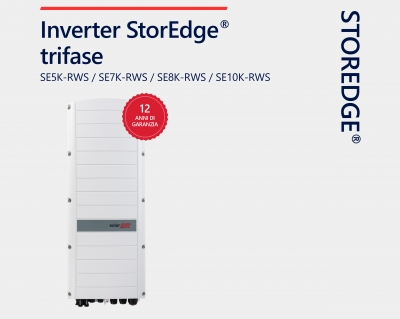 Inverter trifase StorEdge