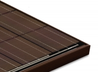 Modulo fotovoltaico Bisol Spectrum Rustic Red 250 Wp